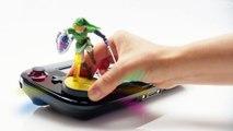 Les figurines Amiibo dans The Legend of Zelda - Twilight Princess