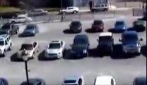 Penampakan Hantu di Amerika - Penampakan Hantu di Parkiran Amerika