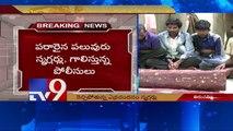 Red Sanders worth 40 lakhs seized in Tirumala