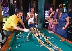 Amor Mio Segunda Temporada Capitulo 36 Moviendo el Esqueleto