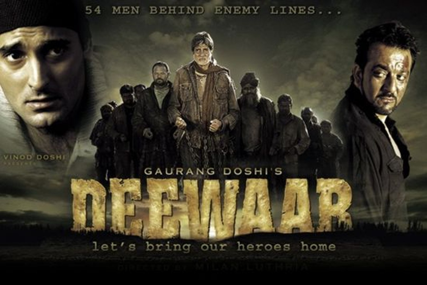 Deewaar (2004) 1080p Full HD Movie PART 2