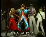 David Bowie 1980 Floor Show outtakes singing 1984 late 1973