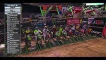 Monster Energy Supercross 2016 - Rd4 Oakland - 250 Heat 1