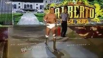 REY MYSTERIO VS THE MIZ - REY MYSTERIO VS JOHN CENA - WWE