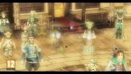 The Legend of Zelda : Twilight Princess HD : Story Trailer