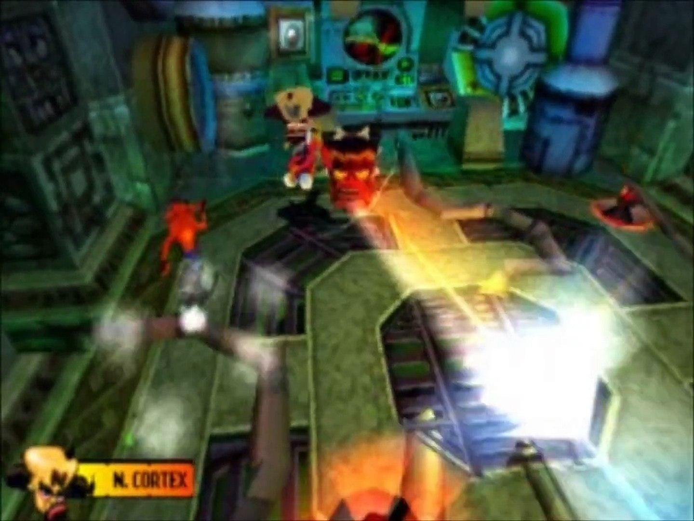 Crash Bandicoot 3 - Boss N.Cortex +Crediti Parte 10