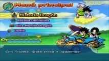 Dragon Ball Z Budokai Tenkaichi 3 : Gohan Futuro Trunks VS Freezer Cell Buu Janemba Broly