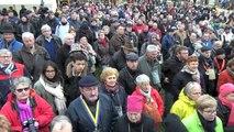 La Saint-Vincent de Bourgogne 2016 à Irancy : les intronisations, des femmes et un archevêque