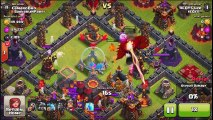 Clash of Clans   400,000 BARBARIANS (Subscribers)   Funny Fail Clash of Clans Clips Montage