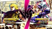 Jojos Bizarre Adventure All Star Battle Online Battle #12 Josuke V.S Dio I 東方 仗助 V.S ディオ・ブランドー