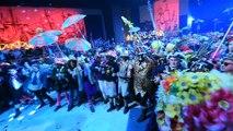 Carnaval de Dunkerque 2016: le Bal des Corsaires.
