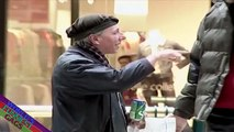 Sexy Girl Flirting with Strangers in Public Prank   Worlds Funniest Gags