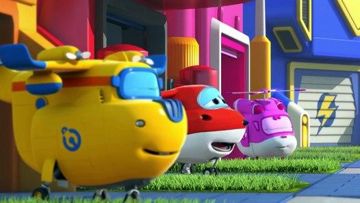 Суперкрылья: Джетт и его друзья (2014) скачать