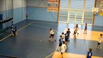 Samedi 30/01/2016 : Ambert moins 13 ans -s Stade Clermontois Handball