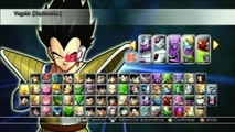 Dragon Ball Raging Blast 2 : Vegeta Y Tarble VS Freezer Cooler y Comando VENGANDO EL PLANETA VEGETA