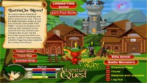 Lets Play: Adventure Quest! Episode 9 - We Kill Monsters | Day 10 of The 30 Day Challenge