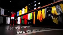 Dimanche 31 janvier 2016 à 14h15 - Alencon U.S 61 - Paris Saint Germain - 1/32èmes de finale Coupe Gambardella-Crédit Agricole
