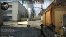 Counter Strike-Global Offensive (CS:GO) Noob-Gameplay #1