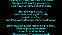 Electric Light Orchestra – The Diary Of Horace Wimp Lyrics