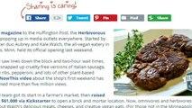 "Hog Farmer Advocate Calls Vegan ""Butchers"" Unethical"