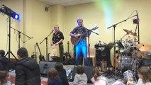 Concerts de soutien aux migrants