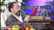 Mr. Adnan Oktar's Live Conversation with his Rabbi guests coming from Jerusalem (July,20th 2016, A9 TV)