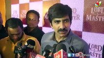 Ravi Teja Launches Special Edition Pack of Lord & Master (720p FULL HD)