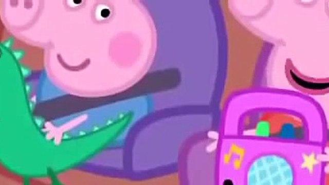 Świnka Peppa  ☻ Po Polsku - Duzi Przyjaciele Chloe (Season 3 Series 44)