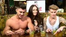 Ex On The Beach: Anita, Rogan and Luke play EX-rated quiz