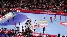 Germany Celebrating Euro TITLE Handball EURO 2016 Poland 31-1-2016