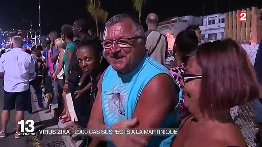 Virus Zika : en plein carnaval, la Martinique ne cède pas à la psychose