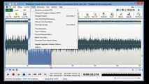WavePad Sound Editor - Voice Effects - video dailymotion