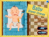 Baby Diaper Change - Baby Care Games - Fun Baby Games # Watch Play Disney Games On YT Channel