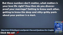 What Are The 1000 Questions For Couples - Examples Of 1000 Questions For Couples
