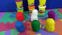 Les animaux sauvages dans Play Doh