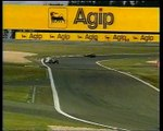 F1 1999 Europe  final 5 laps and finish, Dutch commentary