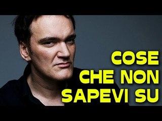 Cose che non sapevi su Quentin Tarantino [HD]