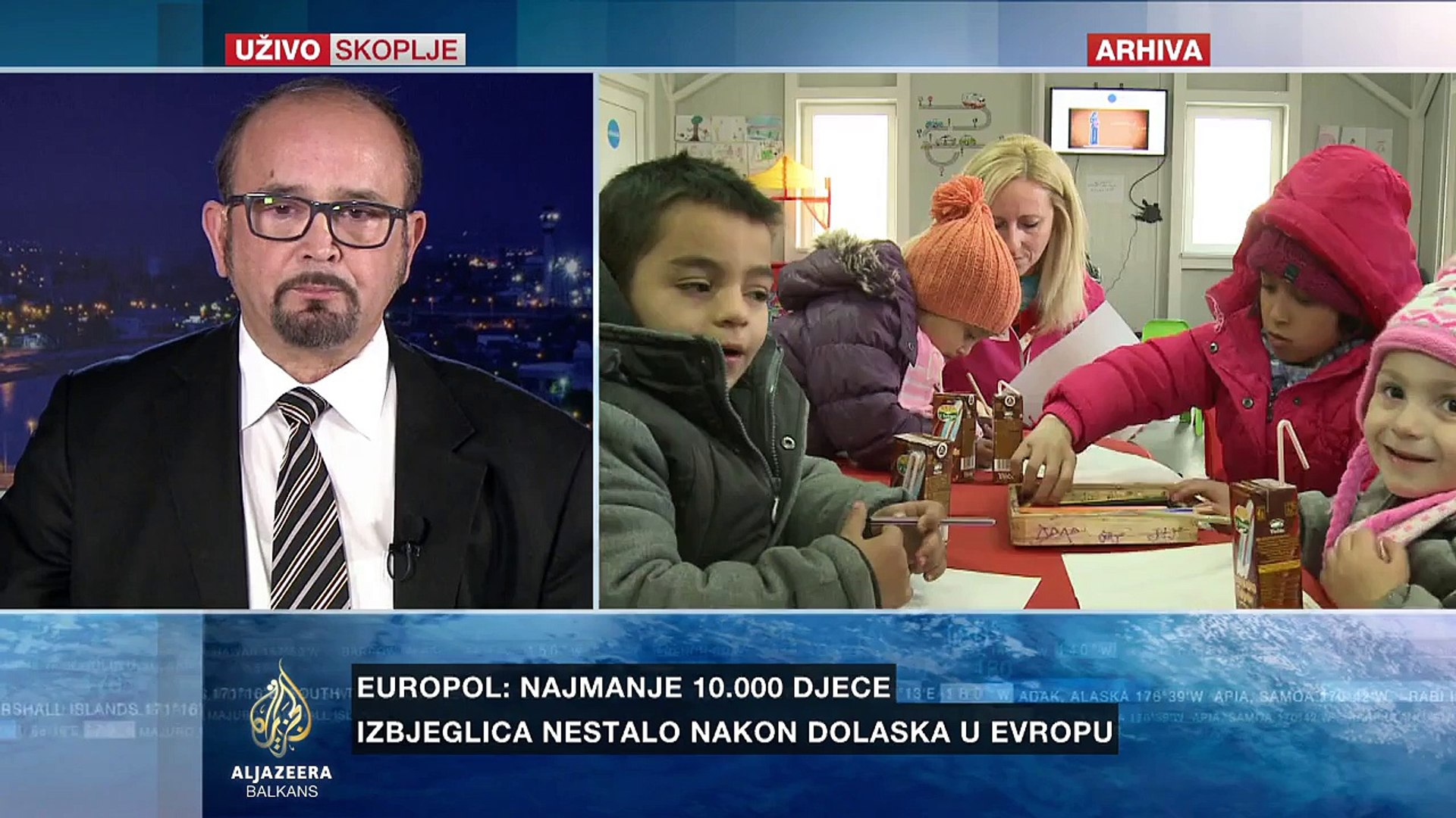Zmijanac o nestaloj djeci izbjeglicama Al Jazeera Balkans