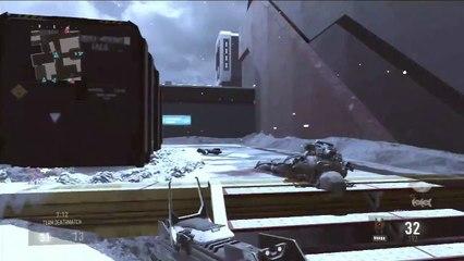 Call Of Duty Advanced Warfare : Horizon VS BOTS - MP11 El Arma Mas Rapida De Este COD