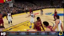 S-Dot Plays NBA 2K16 Los Angeles Lakers at New Orleans Hornets