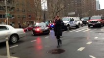 NYPD - Unmarked Units Responding to a 10-60 Major Emergency