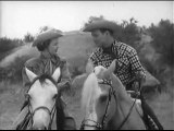 """1954 THE ROY ROGERS SHOW - """"Hard Luck Story"""" - Roy Rogers, Dale Evans"""
