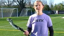 STX Womens Lacrosse - Stick Cradling with Jen Adams
