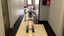 Meccano Meccanoid G15 KS Stops by the Toy Insider Office