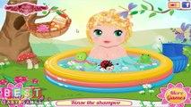 ღ Baby Bonnie Flower Fairy - Baby Care Games for Kids # Watch Play Disney Games On YT Channel