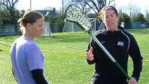STX Womens Lacrosse - Draw Control with Dana Dobbie