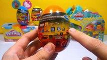 4 Kinder Surprise Eggs Unboxing Cars Toys, Lamborghini, Porsche, Ford, GM Surprise
