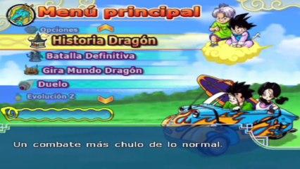 Dragon Ball Z Budokai Tenkaichi 3 - Goku SSJ VS Super Cooler - Los Rivales Mas Poderosos