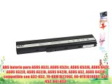 GRS bateria para ASUS A52J ASUS K52Jr ASUS K52JK ASUS K42F ASUS K52JE ASUS A52JB ASUS K42JR