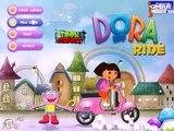 DORA Ride Dora the Explorer Gameplay Full episodes game baby games Dora lExploratrice Bi00tsnl2zo